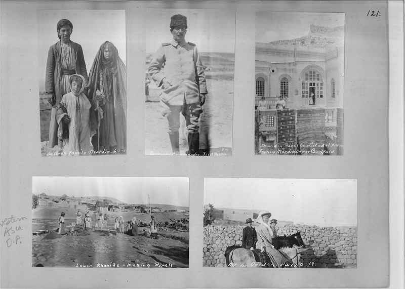 Mission Photograph Album - Western Asia - O.P. - #01 page_0121