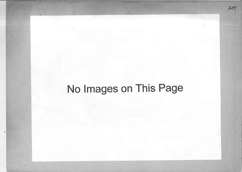Mission Photograph Album - Portraits #2 page 0219