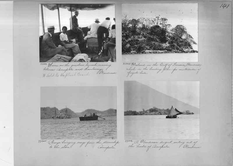 Mission Photograph Album - Panama #03 page 0141