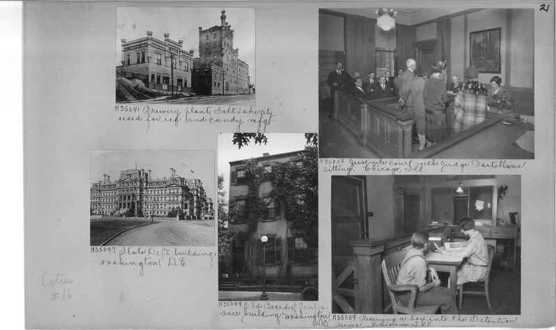 Mission Photograph Album - Cities #16 page 0021