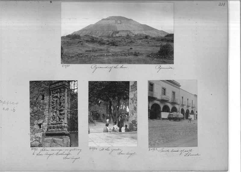 Mission Photograph Album - Mexico #06 page 0211