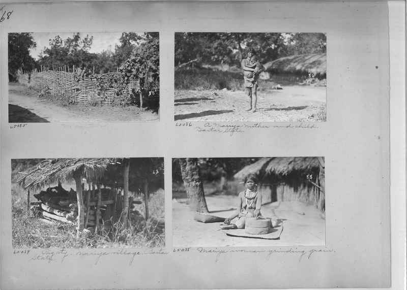 Mission Photograph Album - India #08 Page 0068