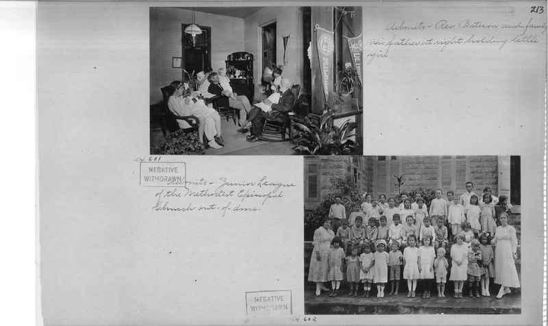 Mission Photograph Album - Puerto Rico #1 page 0213