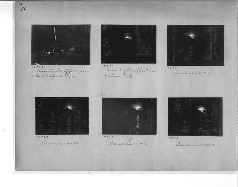 Mission Photograph Album - Panama #1 page  0056