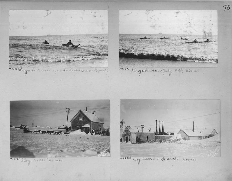 Mission Photograph Album - Alaska #1 page 0075