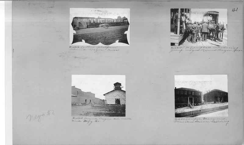 Mission Photograph Album - Negro #2 page 0041
