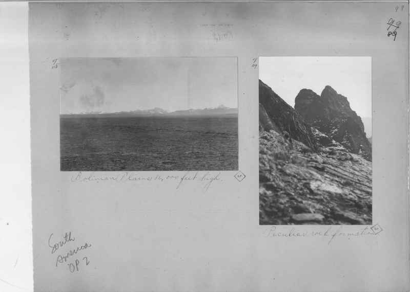 Mission Photograph Album - South America O.P. #2 page 0089