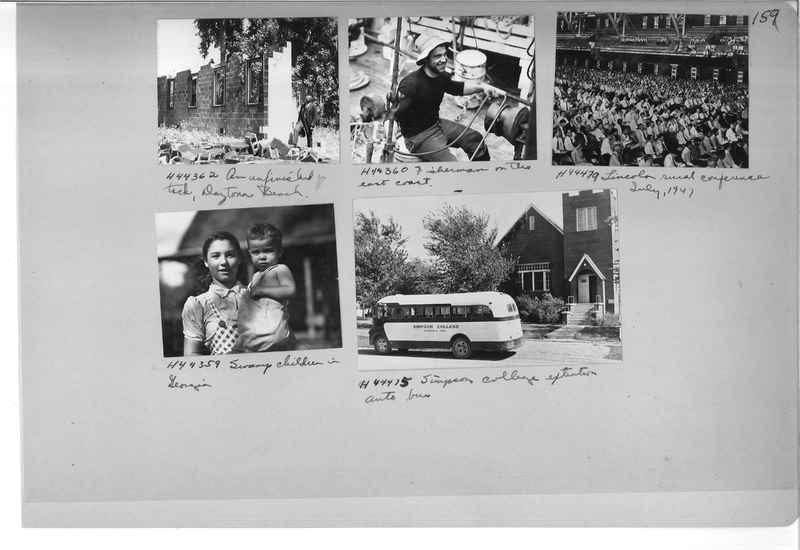 Mission Photograph Album - Cities #18 page 0159