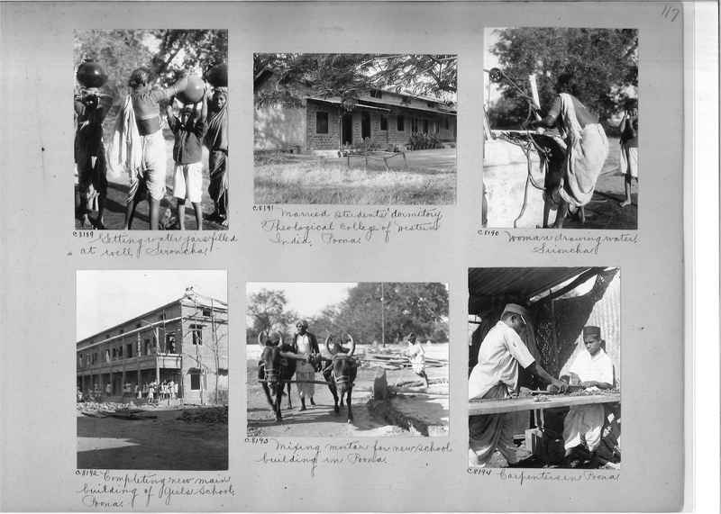 Mission Photograph Album - India #13 Page 0117