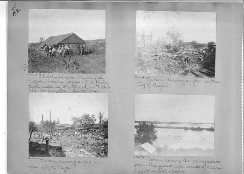 Mission Photograph Album - Burma #1 page 0042