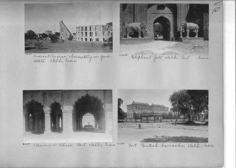 Mission Photograph Album - India #08 Page 0167
