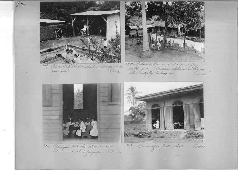 Mission Photograph Album - Panama #03 page 0100