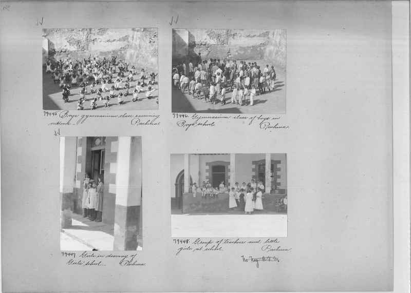 Mission Photograph Album - Mexico #06 page 0076