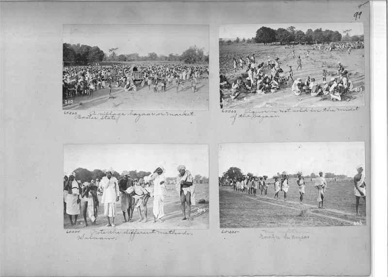 Mission Photograph Album - India #08 Page 0099