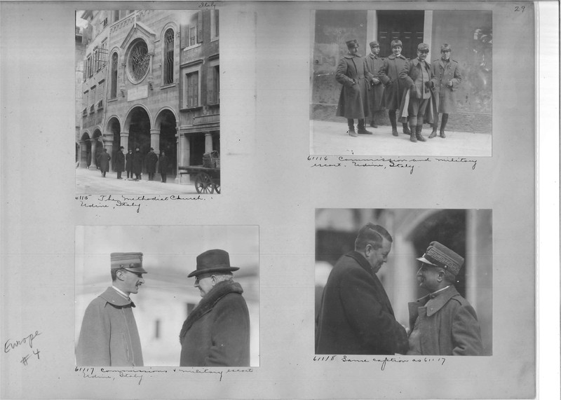 Mission Photograph Album - Europe #04 Page 0029