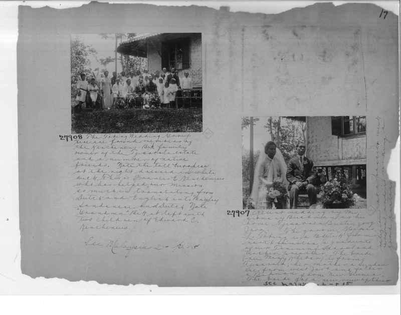 Mission Photograph Album - Malaysia O.P. #1 page 0017