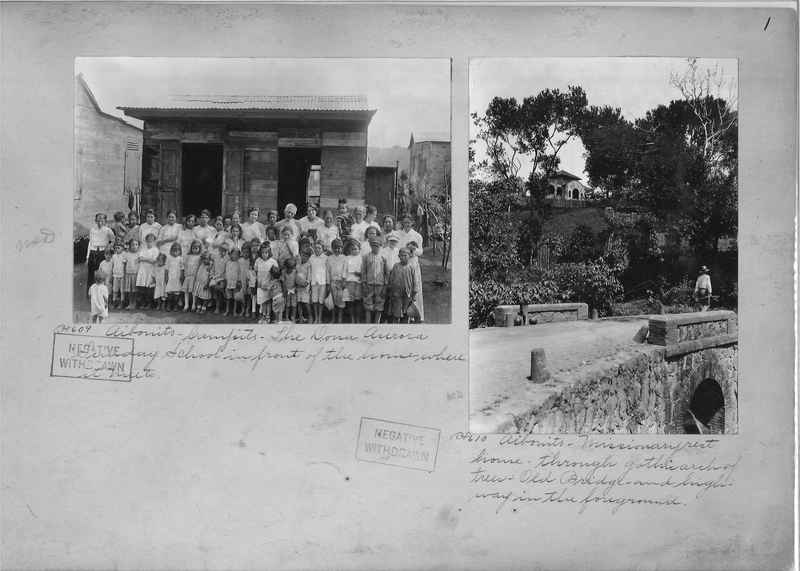 Mission Photograph Album - Puerto Rico #2 page 0001