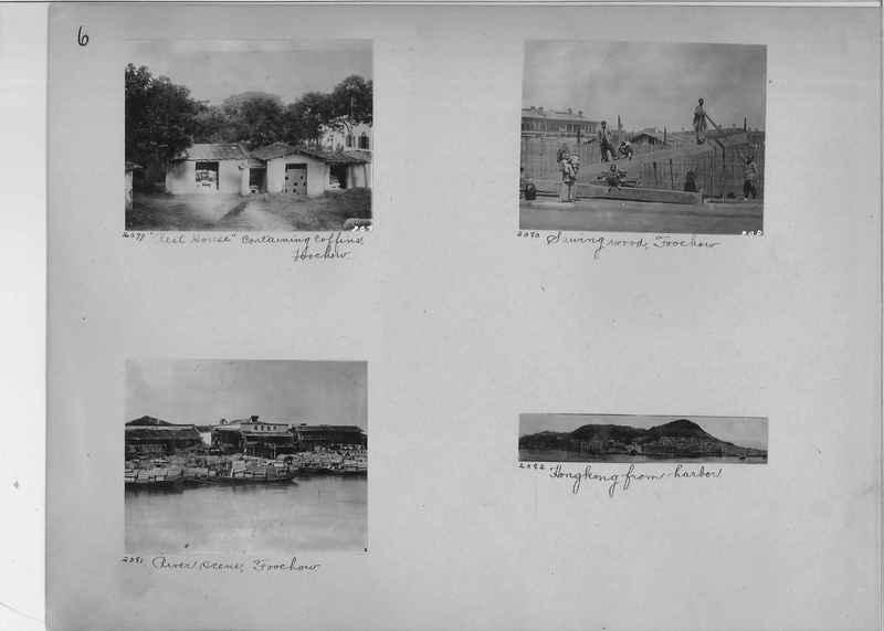 Mission Photograph Album - China #2 page  0006