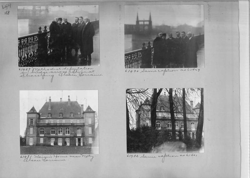 Mission Photograph Album - Europe #03 Page 0158