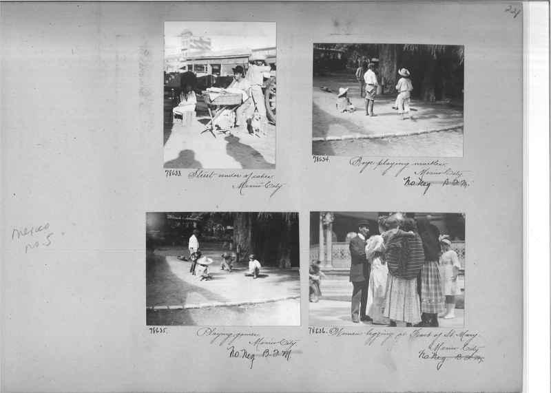 Mission Photograph Album - Mexico #05 page 0221