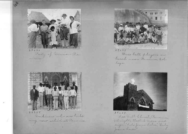 Mission Photograph Album - Panama #02 page 0100