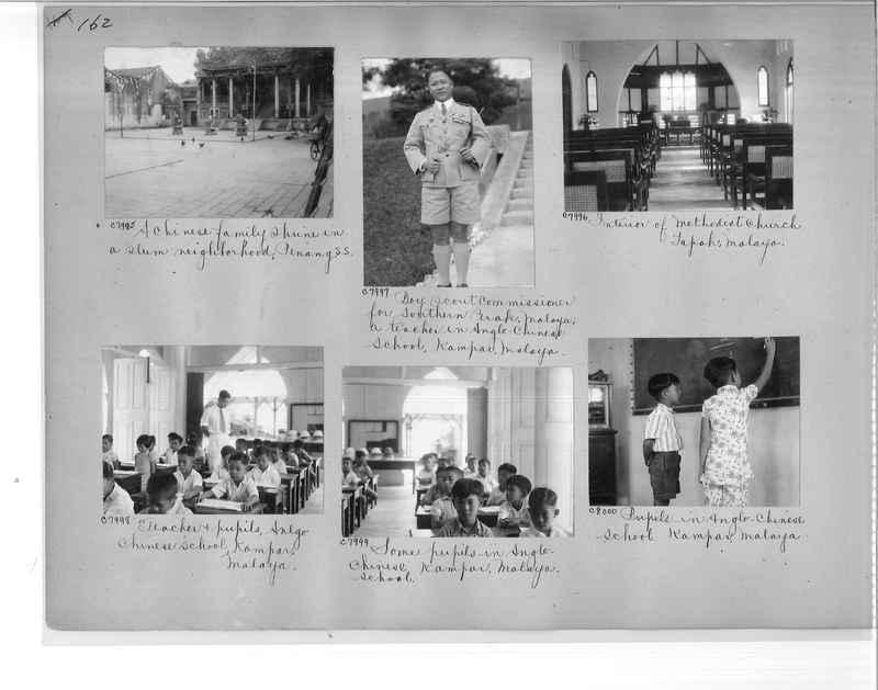 Mission Photograph Album - Malaysia #7 page 0162