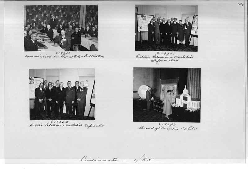 Mission Photograph Album - Portraits #08 Page 0139