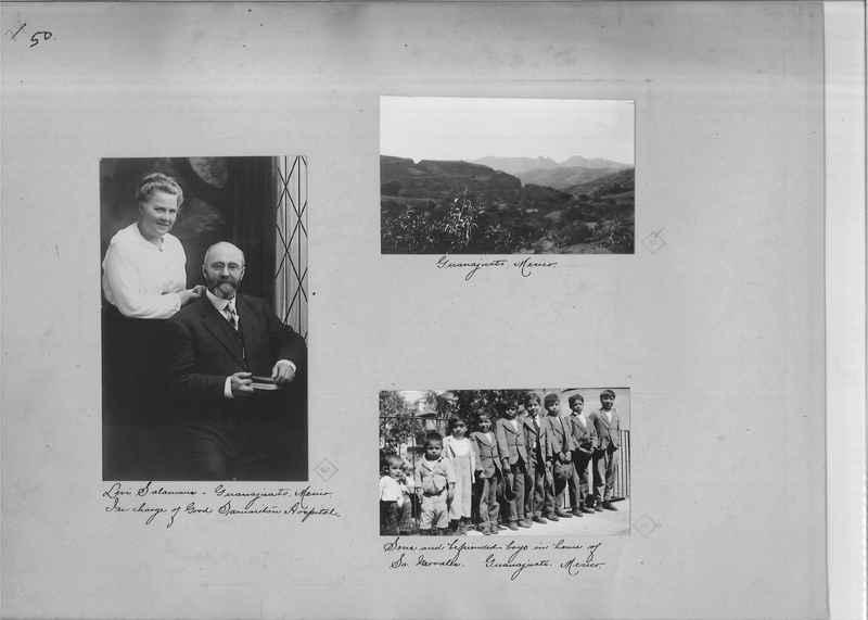 Mission Photograph Album - Mexico - O.P. #01 Page 0050