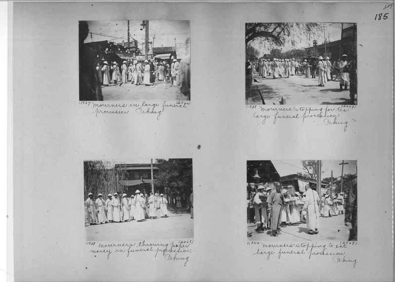Mission Photograph Album - China #2 page  0185