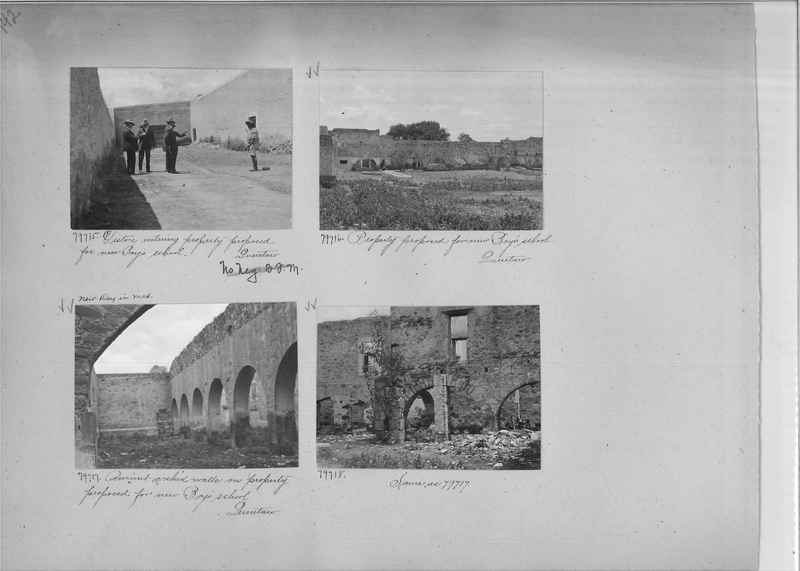 Mission Photograph Album - Mexico #06 page 0142
