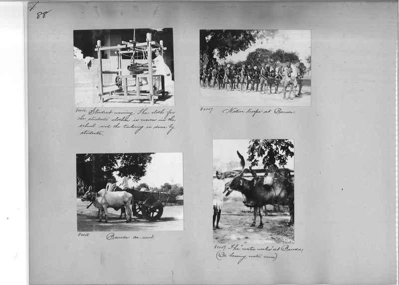 Mission Photograph Album - India #09 Page 0088