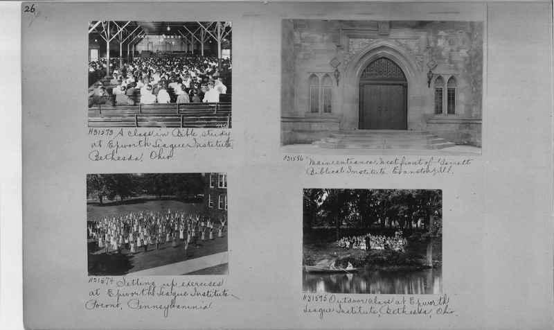 Mission Photograph Album - Education #2 page 0026