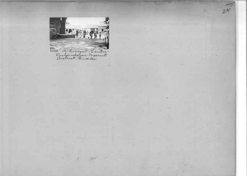 Mission Photograph Album - India #08 Page 0201