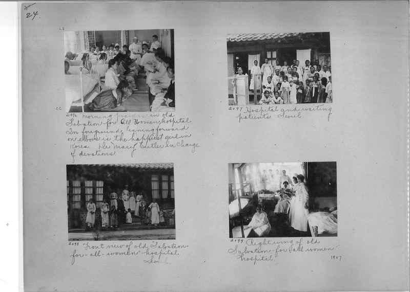 Mission Photograph Album - Korea #1 page 0024