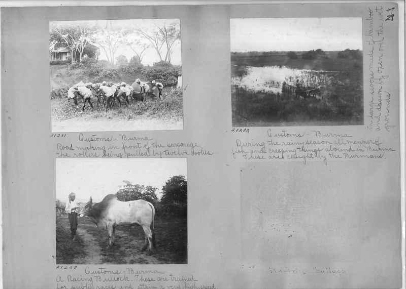 Mission Photograph Album - Burma #1 page 0029