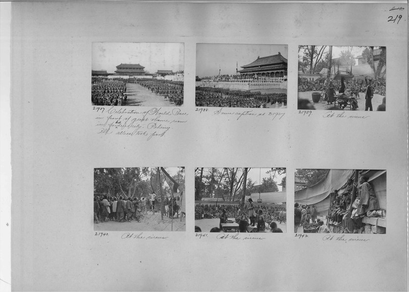 Mission Photograph Album - China #6 page 0219