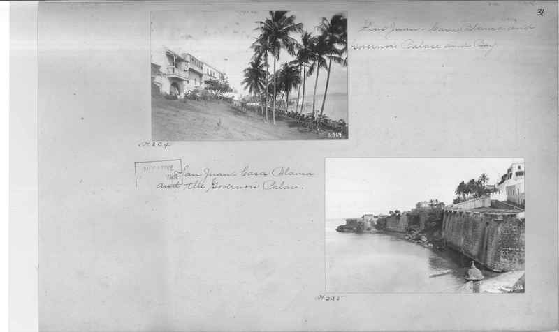 Mission Photograph Album - Puerto Rico #1 page 0031