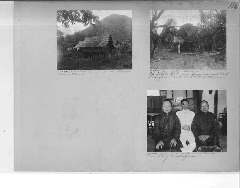 Mission Photograph Album - Malaysia #5 page 0163
