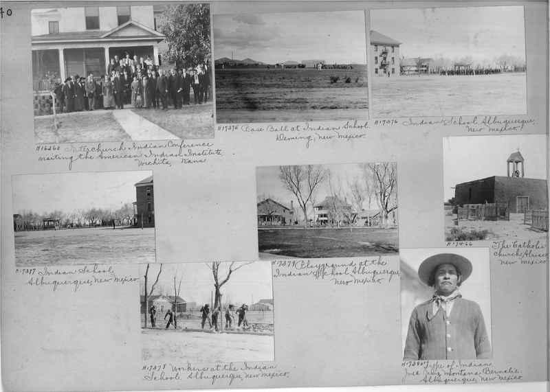 Mission Photograph Album - Indians #2 page_0040