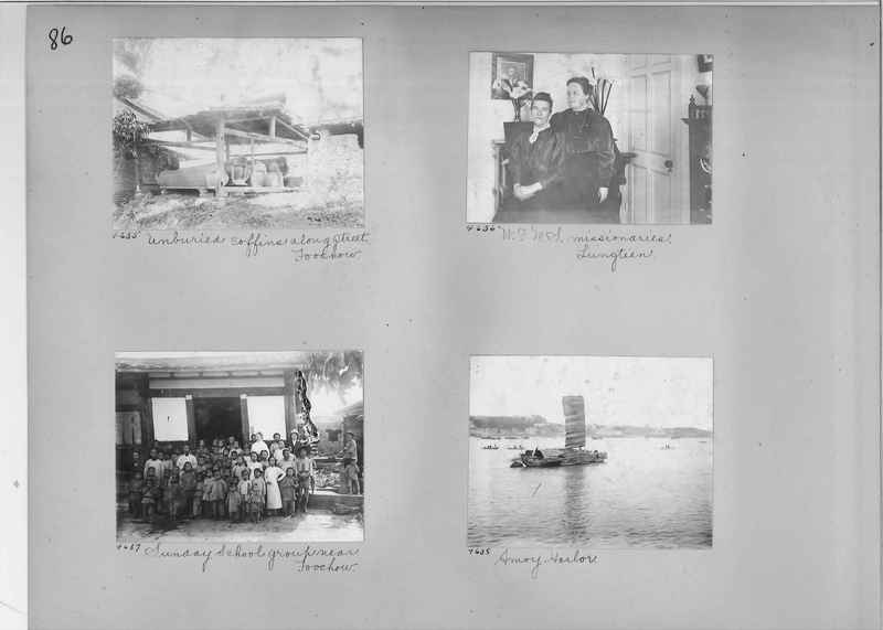 Mission Photograph Album - China #2 page  0086