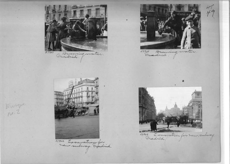 Mission Photograph Album - Europe #02 Page 0049