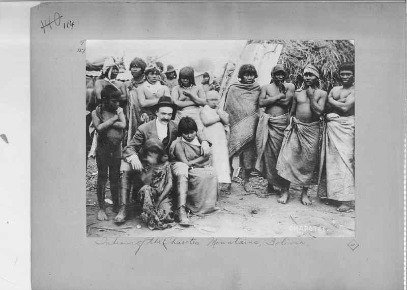 Mission Photograph Album - South America O.P. #2 page 0114