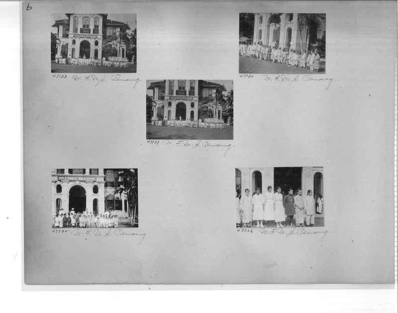Mission Photograph Album - Malaysia #5 page 0006