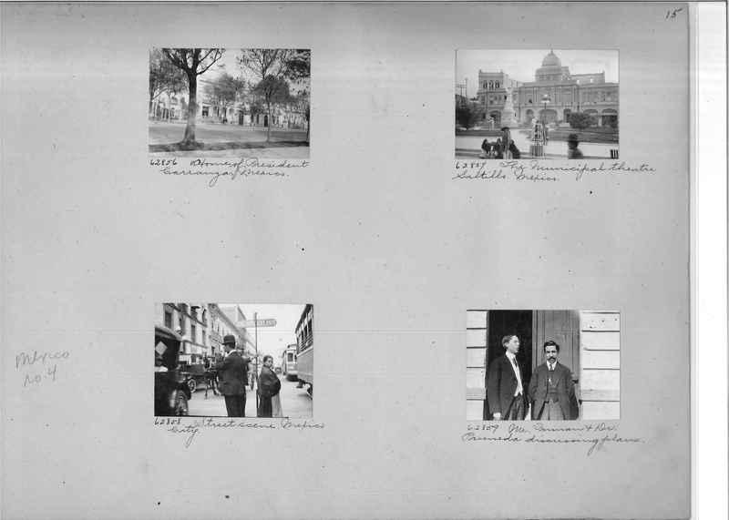 Mission Photograph Album - Mexico #04 page 0015