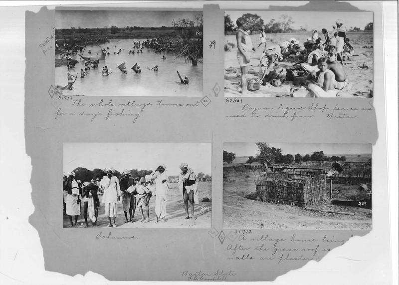 Mission Photograph Album - India - O.P. #02 Page 0039