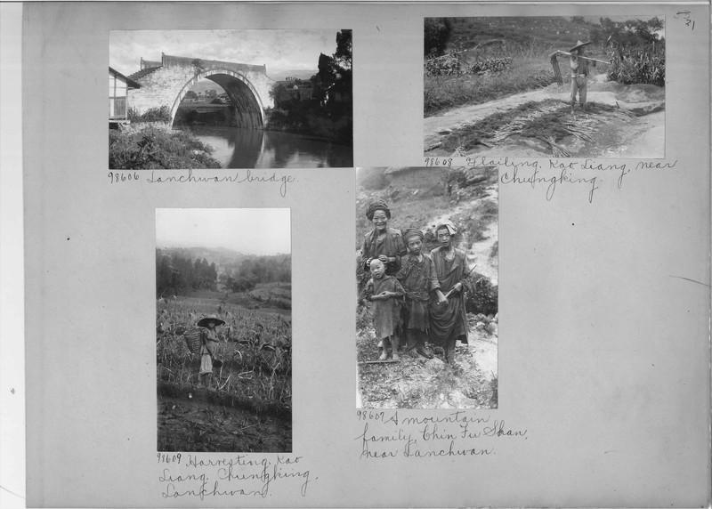 Mission Photograph Album - China #15 page 0031