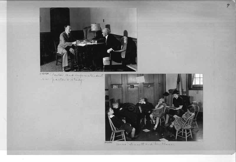 Mission Photograph Album - Religious Education #2 page 0007