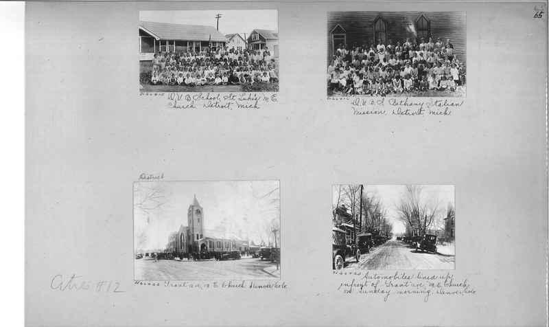 Mission Photograph Album - Cities #12 page 0065