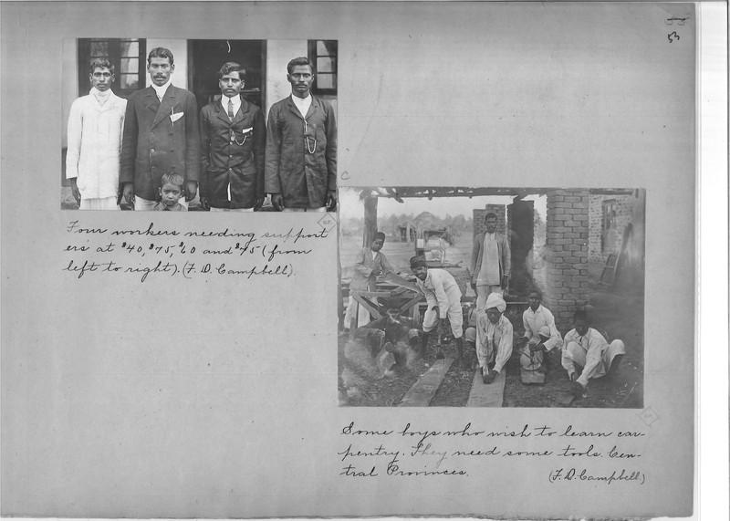 Mission Photograph Album - India - O.P. #02 Page 0053