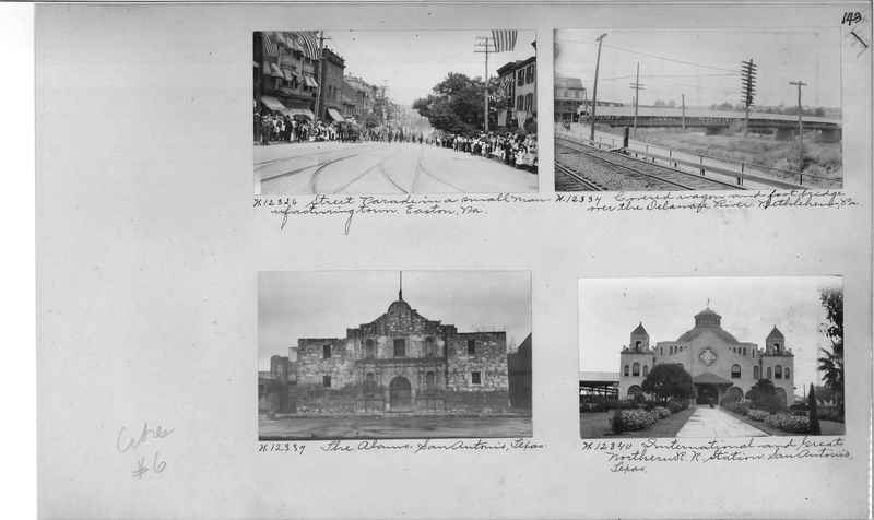 Mission Photograph Album - Cities #6 page 0143